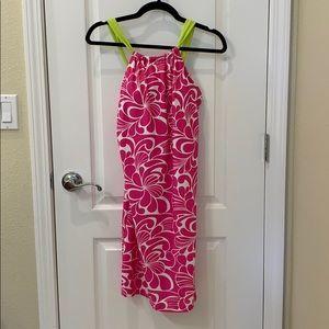 Athleta Floral Dress